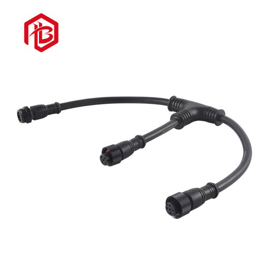 Shenzhen Hot IP67 Electrical T Type Joint Connector