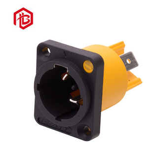 Profession Technology Aviation Waterproof RJ45 Connector