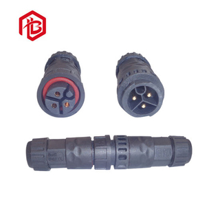 Push and Pull Circular Electric Waterproof Connector