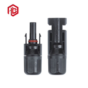Waterproof IP67 Plug Socket for Solar Panel System