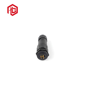 M14 Panel Front Mount Waterproof 4 Pin Assembly Connector