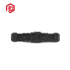 K19 Push Lock 2 3 Pin Waterproof Plug