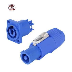 High Quality RJ45 Circular Male and Female Waterproof Connector