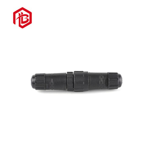Made in China LED Power M14 Nut Cap Assembly Connector