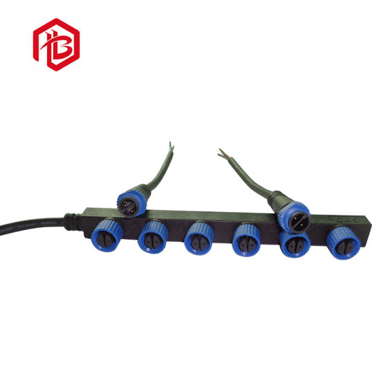 M15 Terminal Crimping Plastic Electrical Wire Connector